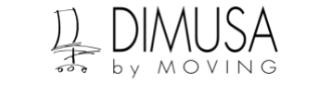 Dimusa by Moving Logo
